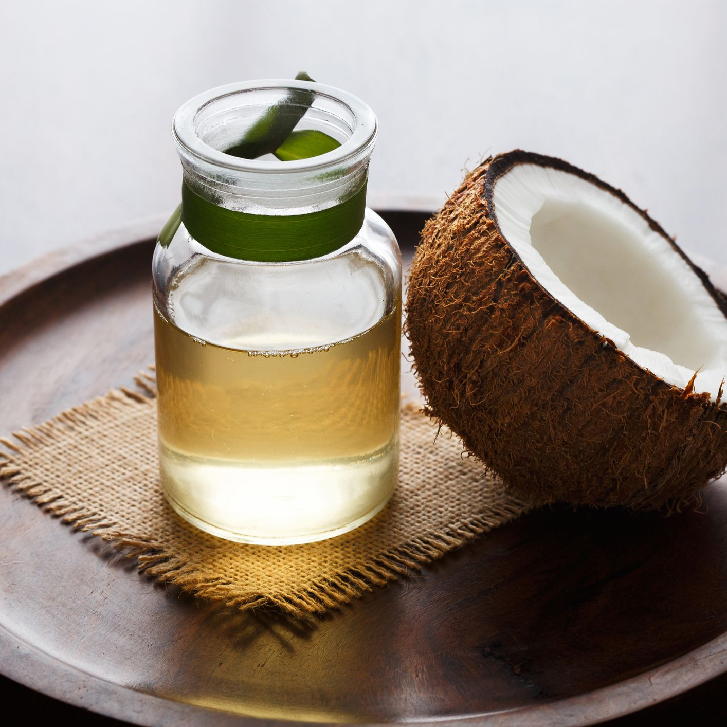 Coconut Oil for Your Hair