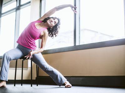 Chair Yoga for Arthritis