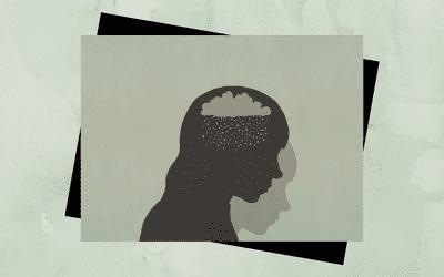 Mental health illustration.