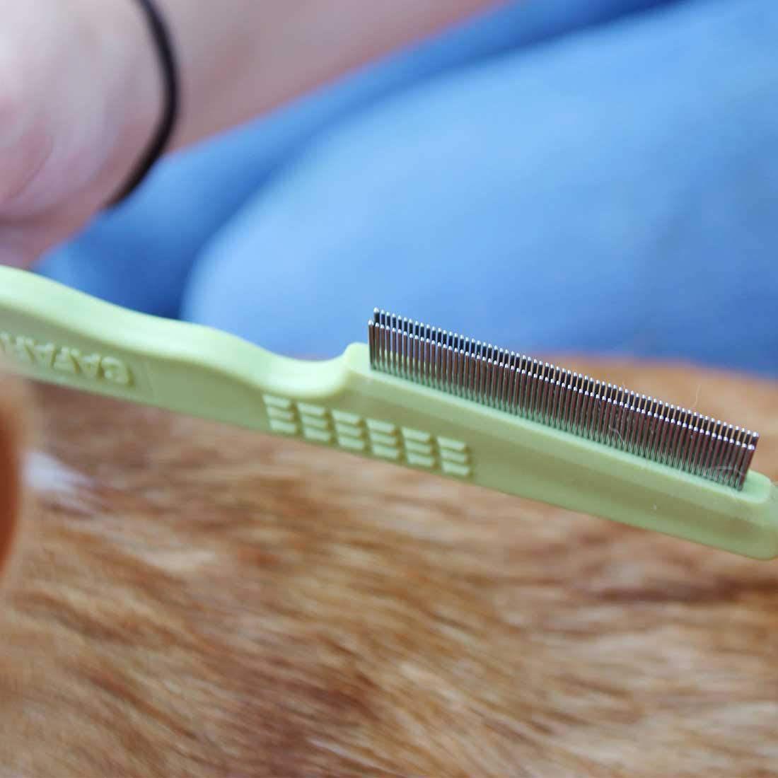 Safari Dog Flea Comb