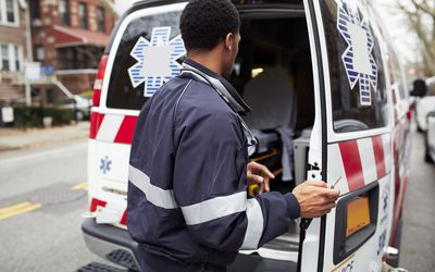 The Training It Takes to Become a Paramedic