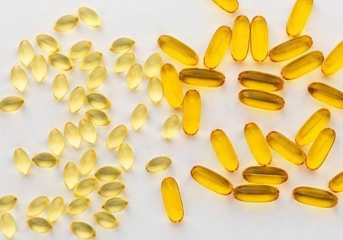 Omega 3 Fatty Acid supplements