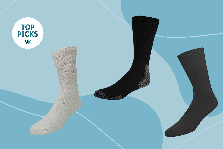 3 6 9 12 Pairs Men/'s Socks Cotton Lycra Comfortable