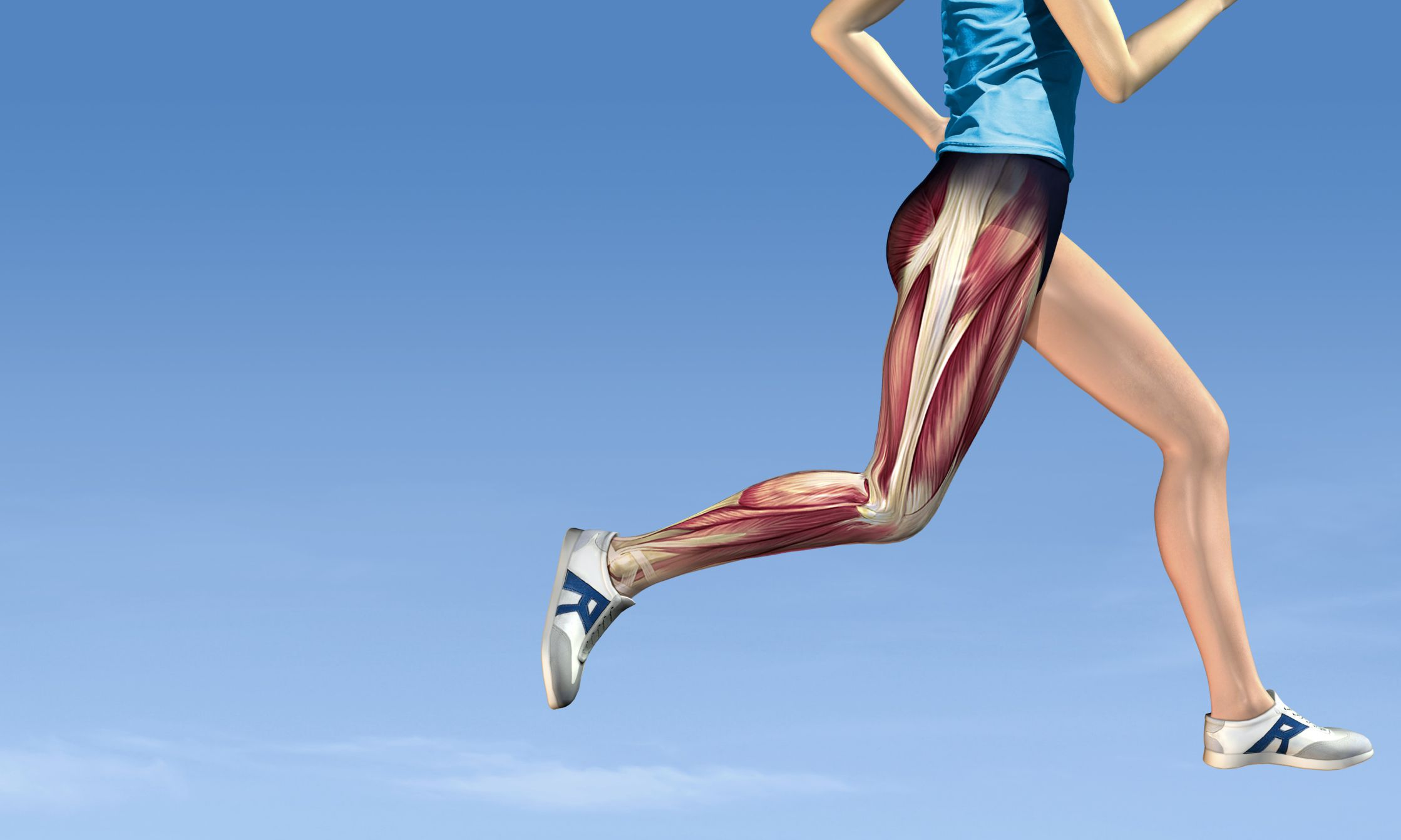 Your Glutes Control Your Knee