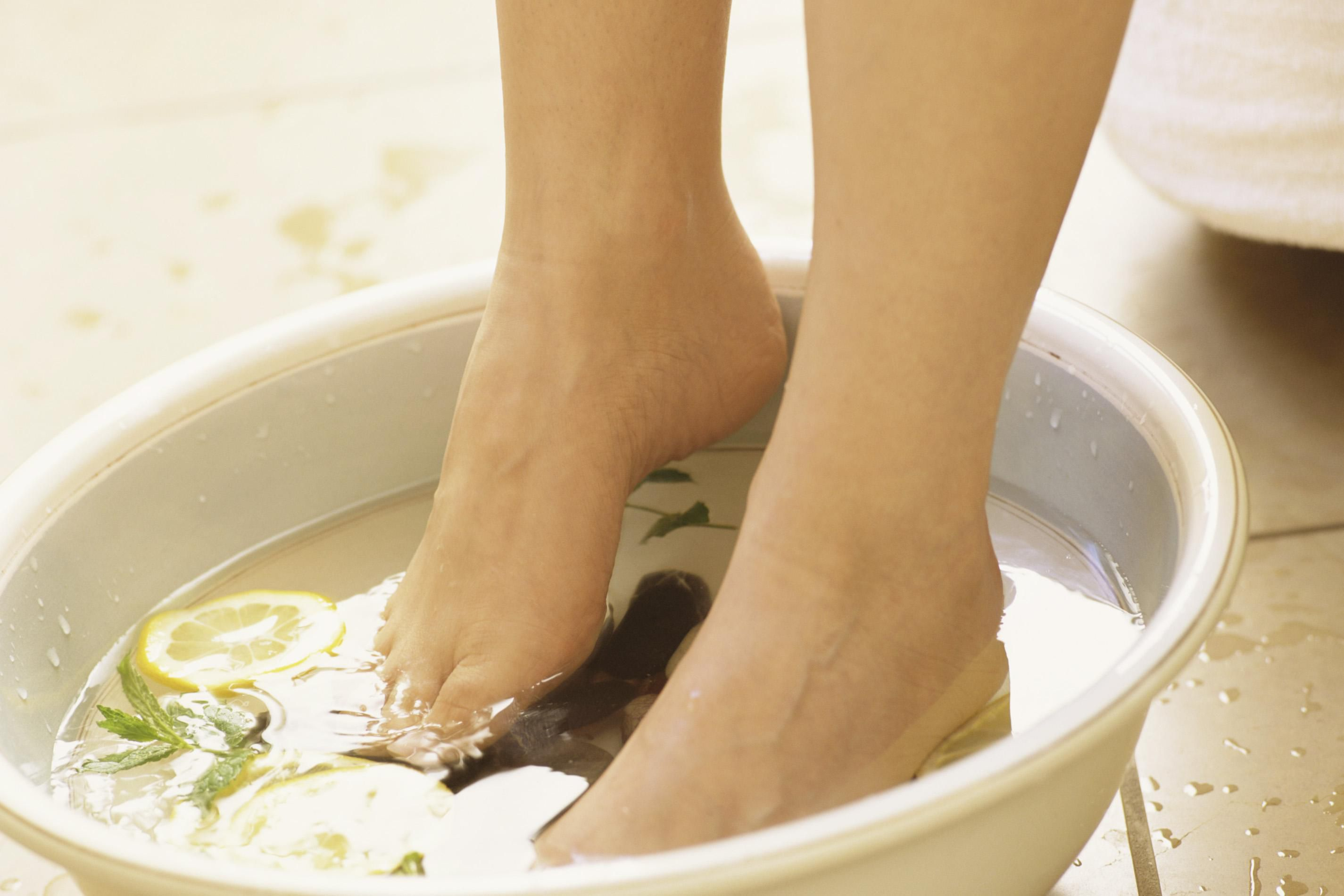 Self-Care Tips to Soothe Aching Feet at Home