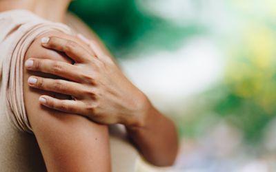 shoulder joint pain