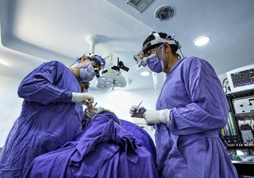 Surgery for deviated septum can help sleep apnea