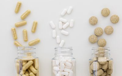 Digestive Enzyme capsules and tablets