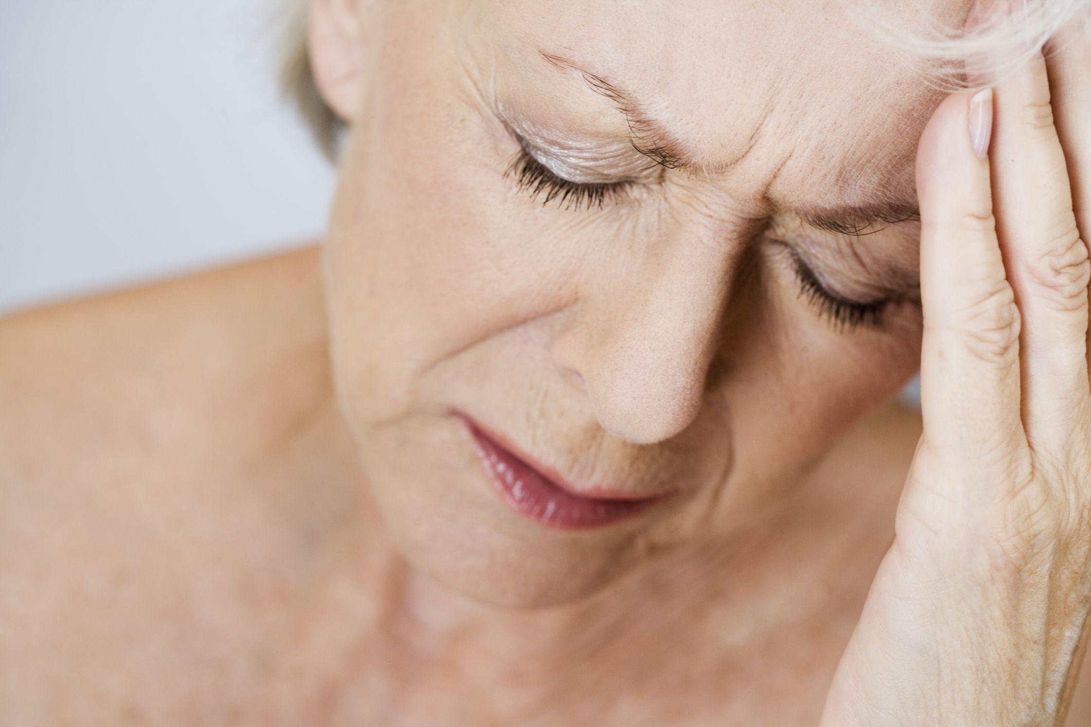 The Effects of a Frontal Lobe Stroke