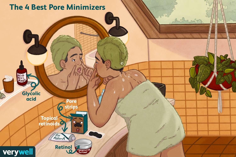 best pore minimizers