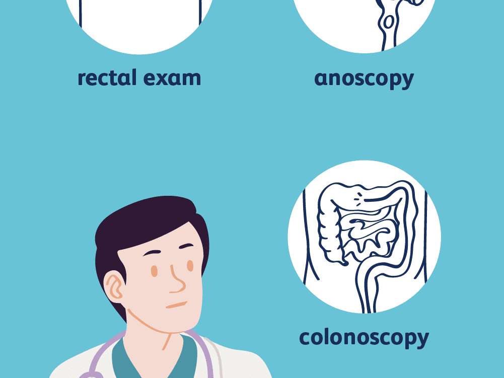 How Hemorrhoids Are Diagnosed