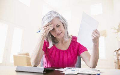 Taking care of insurance paperwork and healthcare deductibles