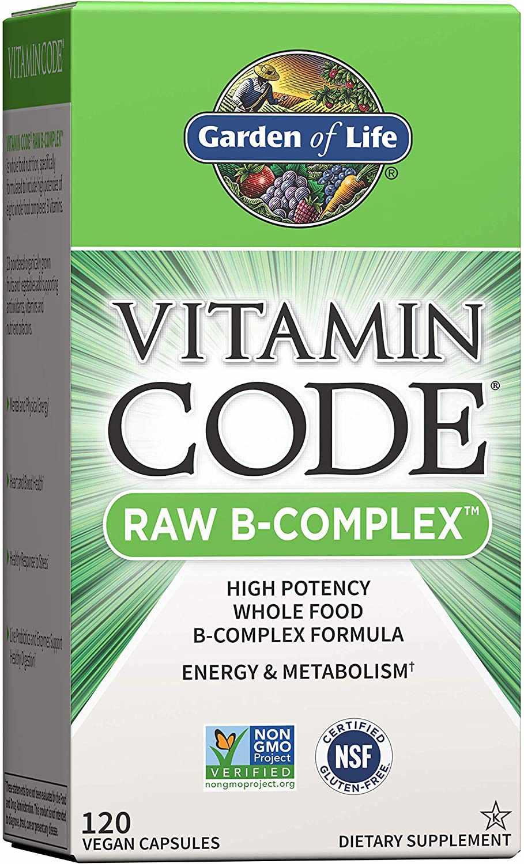 Garden of Life Vitamin B