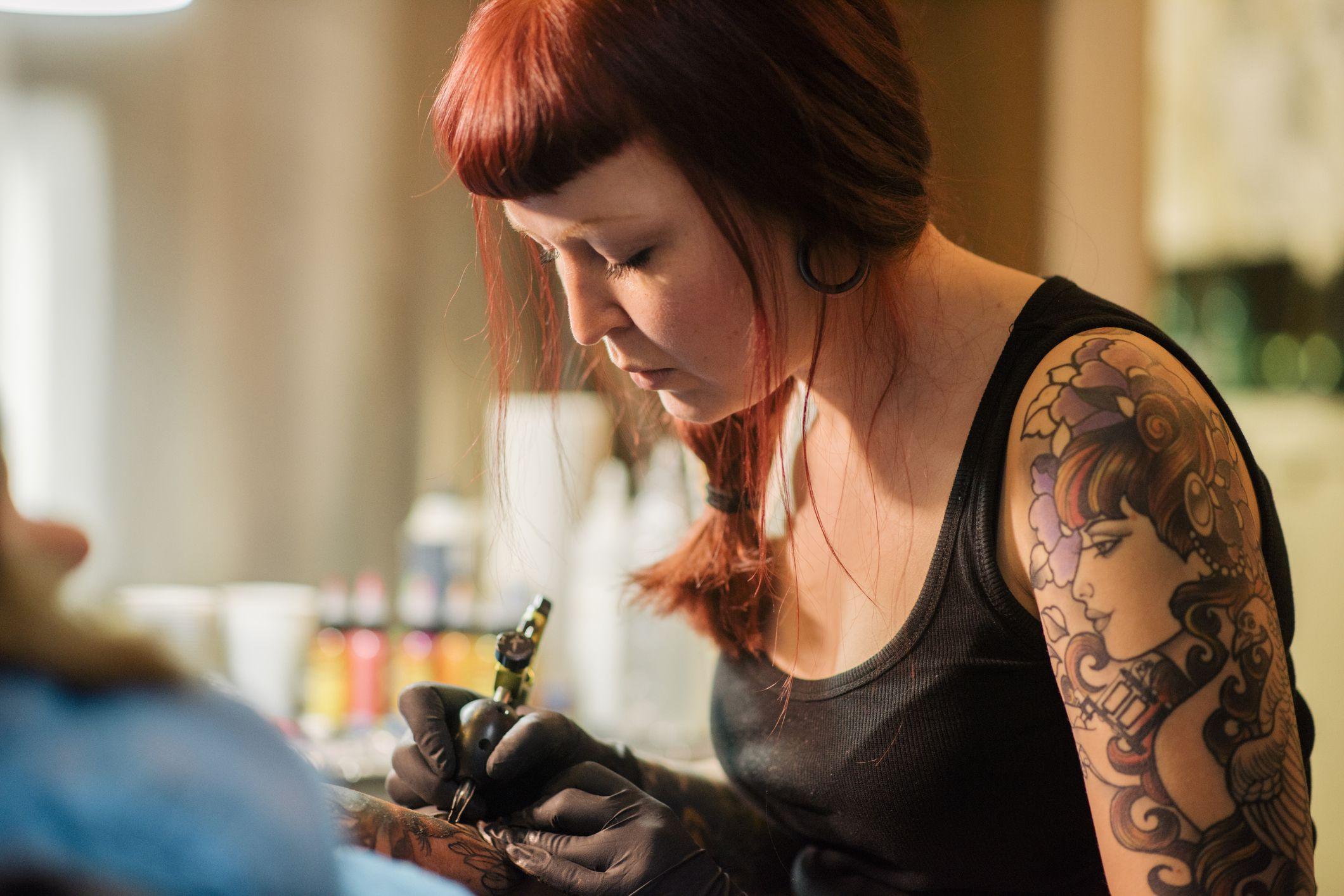 Tattoos And Autoimmune Disease