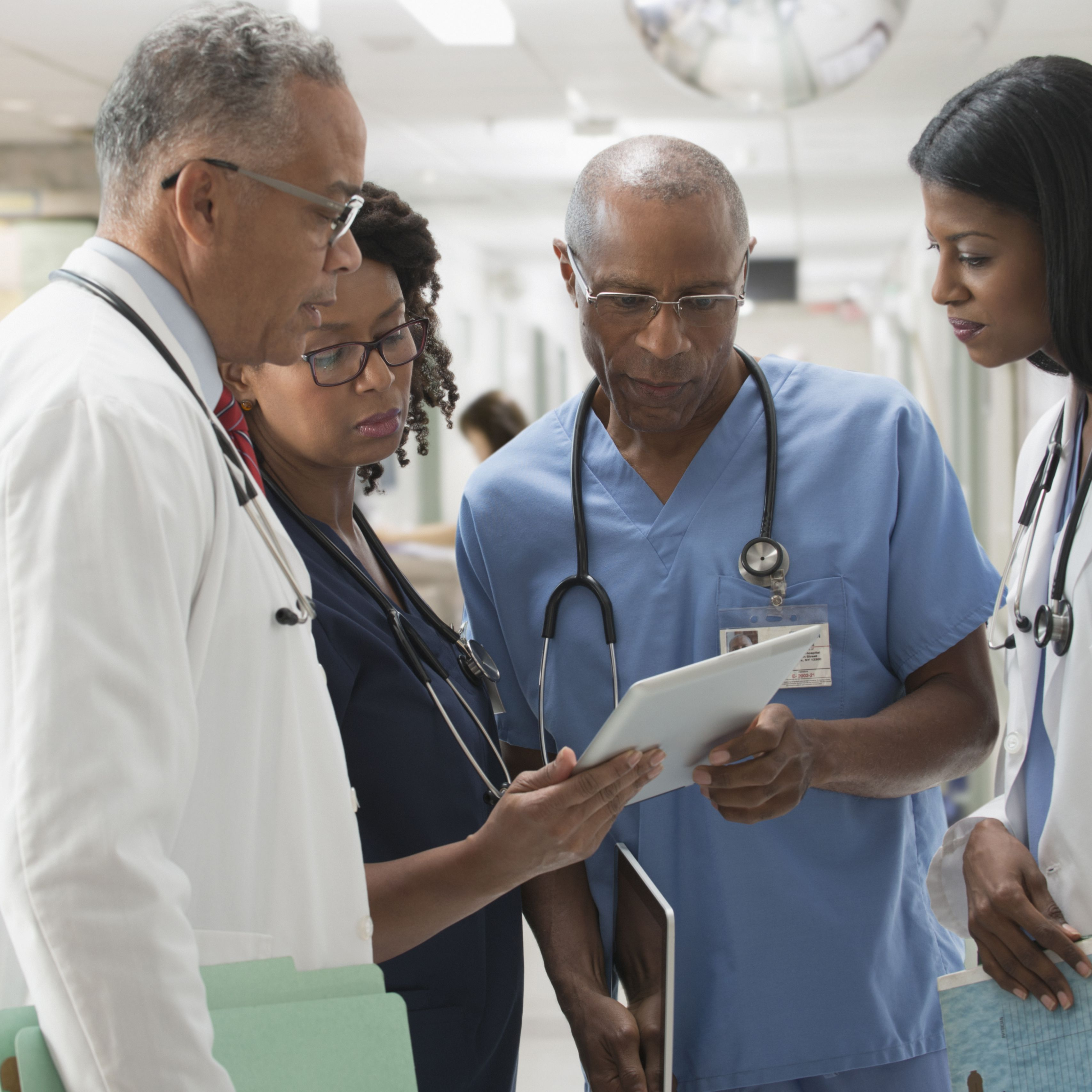 Who Are Doctors, Residents, Interns, and Attendings?