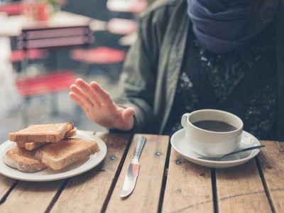 Challenge of eating with celiac disease
