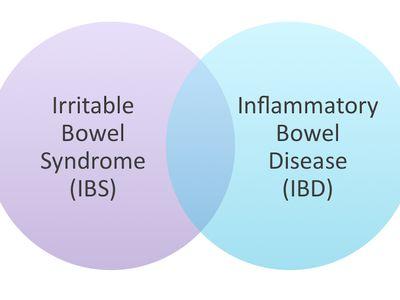 IBS and IBD