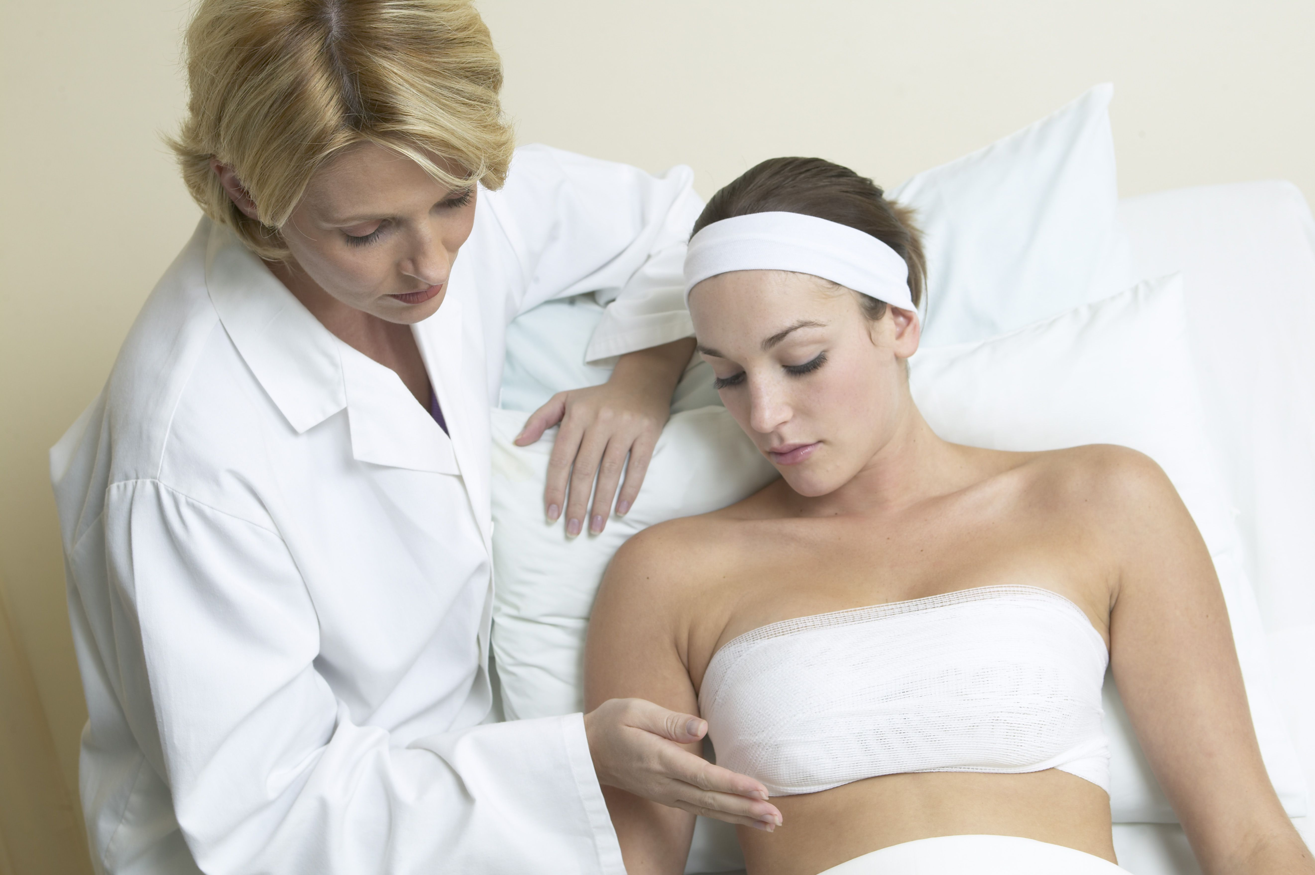 How a Capsulectomy Can Remove Hardened Scar Tissue From Breast Surgery