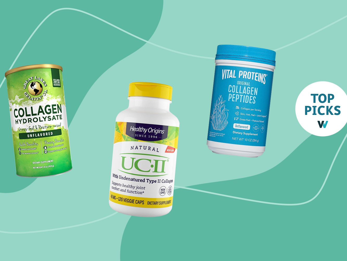 The 7 Best Collagen Supplements According To A Dietitian