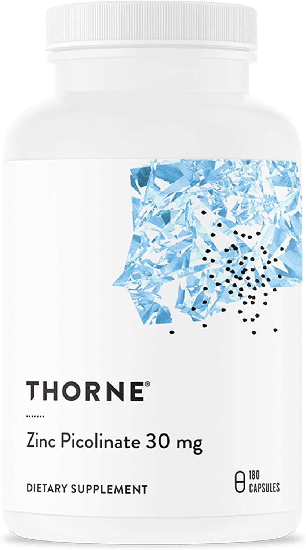 Thorne Research Zinc Picolinate