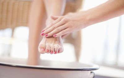 7 Common Skin Problems of the Feet