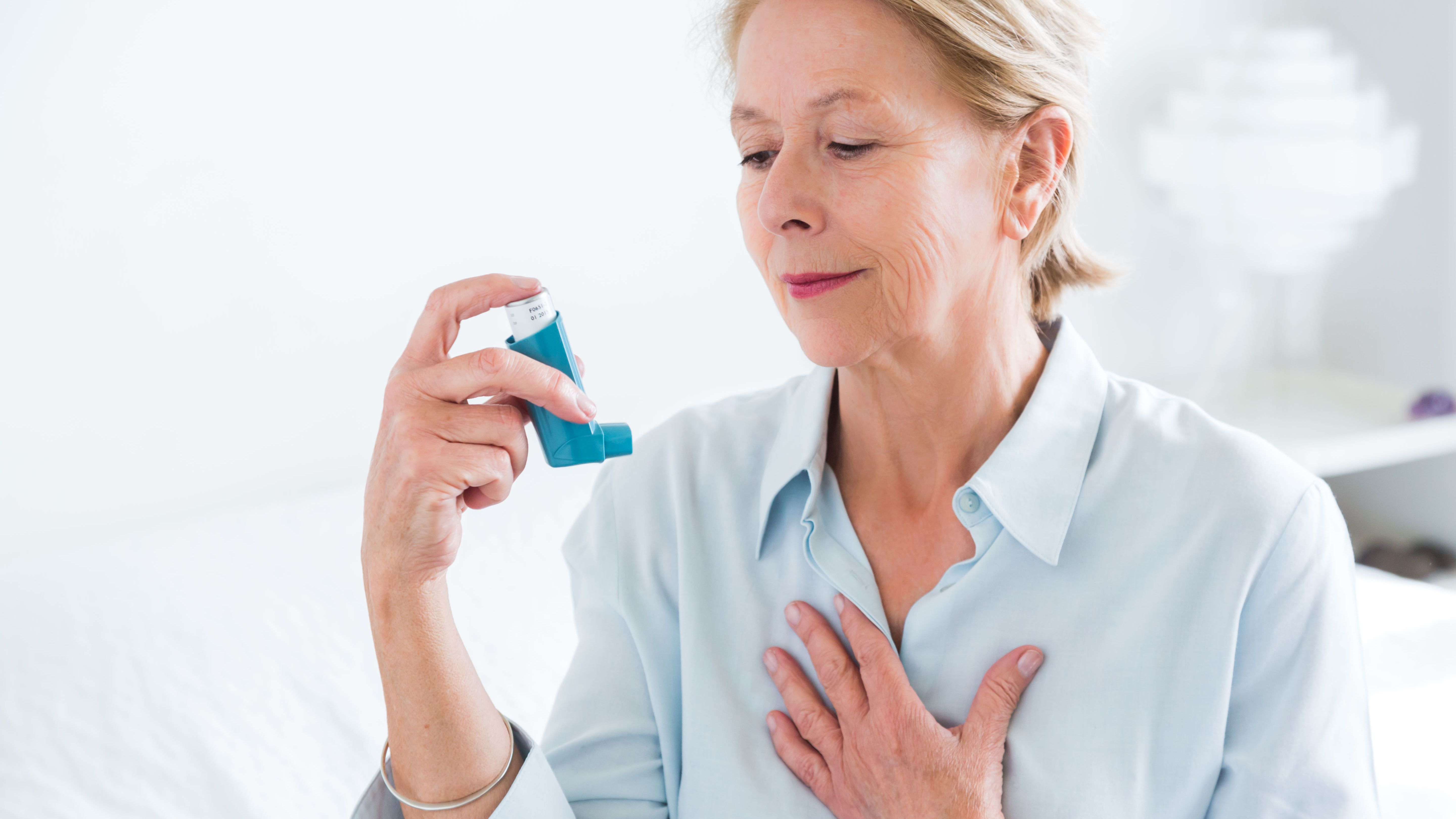 why is breathing difficulty with asthma