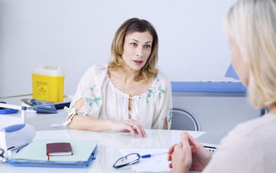 When to See a Doctor About Vaginal Discharge