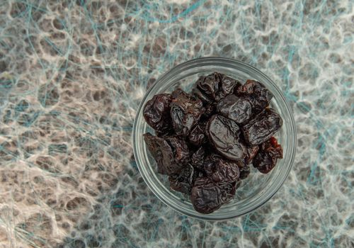 Prunes are high in the trace mineral boron
