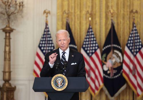President Joe Biden COVID-19 Presser