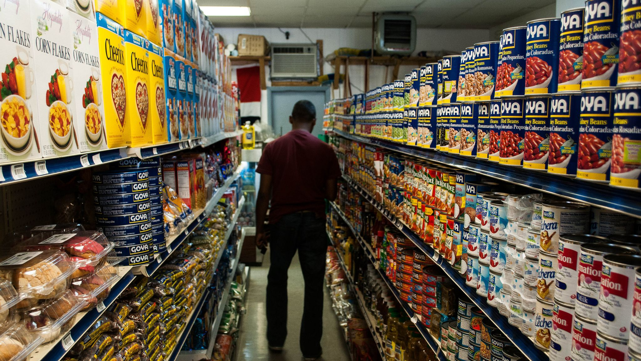 What Are Food Deserts?
