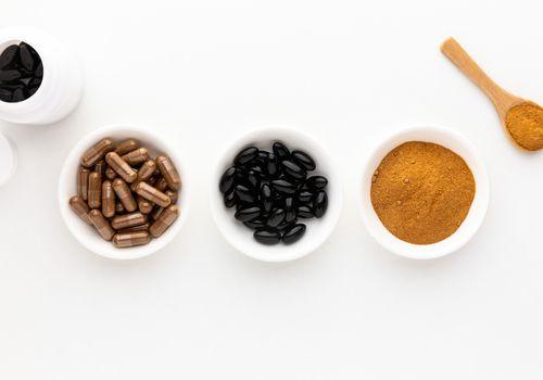 AHCC capsules, softgels, and powder supplements