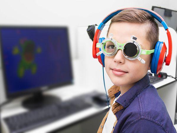 amblyopia vision therapy