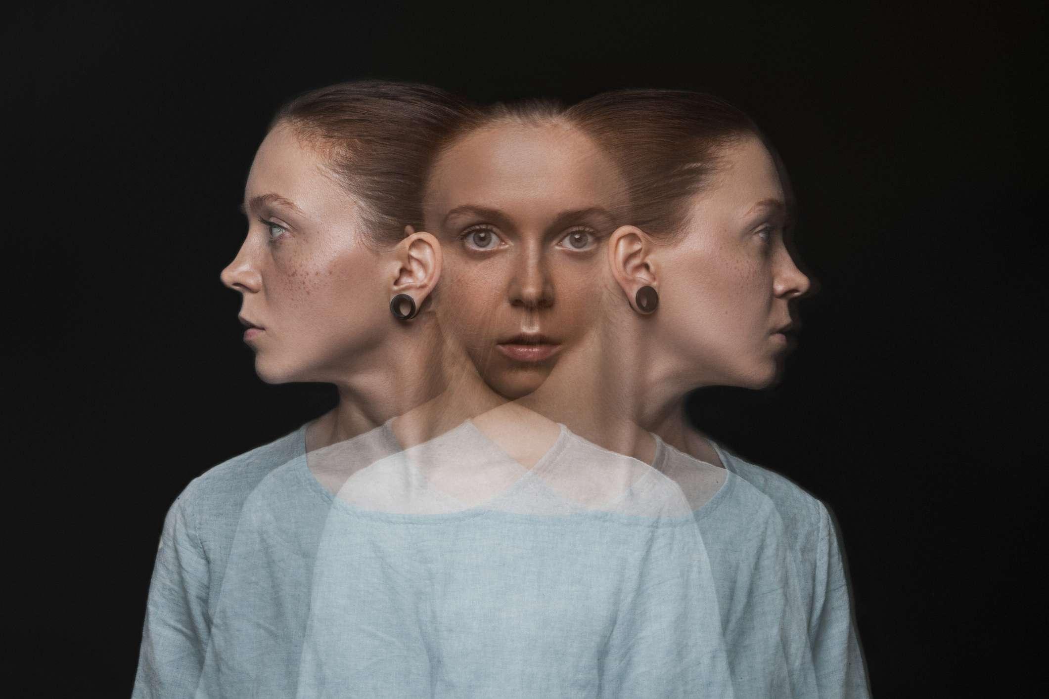 split personality disorder