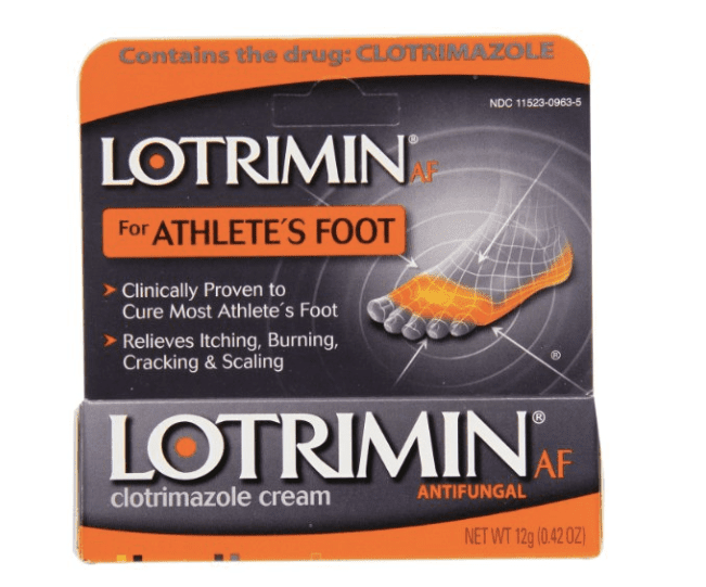 Top 4 Athlete\'s Foot Treatments