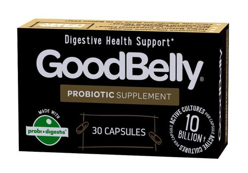 GoodBelly Probiotic Supplement