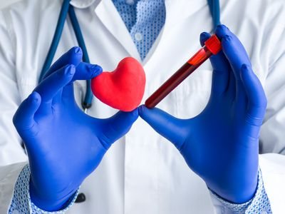 Heart and blood work