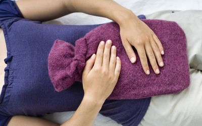 How to Make a Homemade Heating Pad for Menstrual Pain