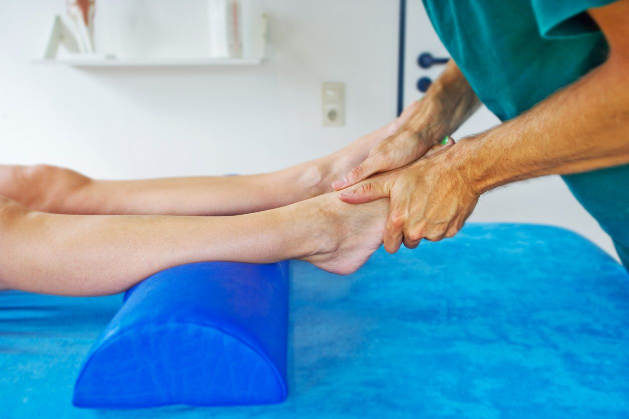 Rehabilitation Exercise Program for a Broken Ankle