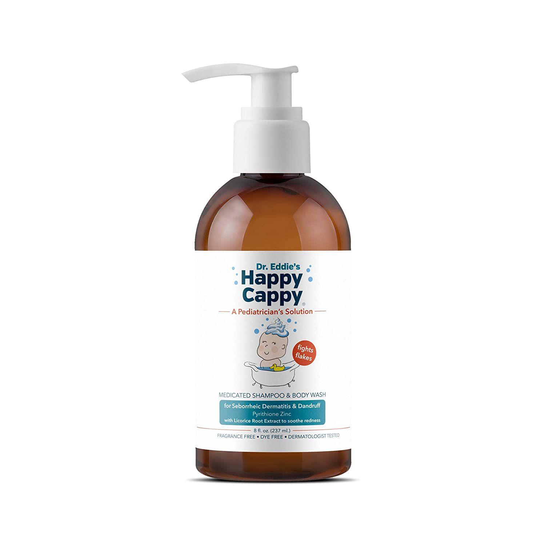 Dr. Eddie's Happy Cappy Medicated Shampoo & Body Wash