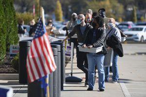 voting lines