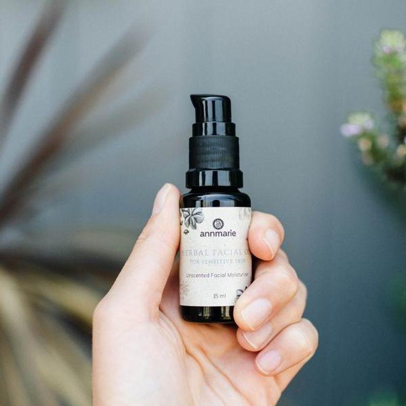 Annmarie Herbal Facial Oil for Sensitive Skin