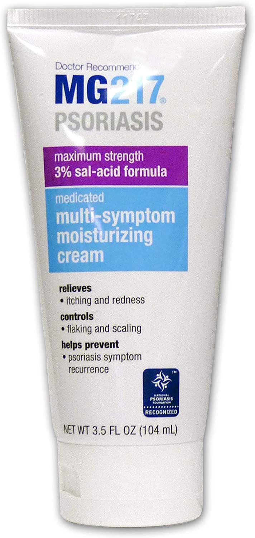 MG217 Medicated Moisturizing Psoriasis Cream