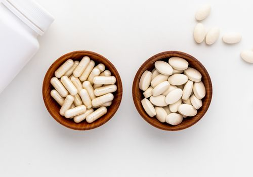 Serrapeptase capsules and tablets