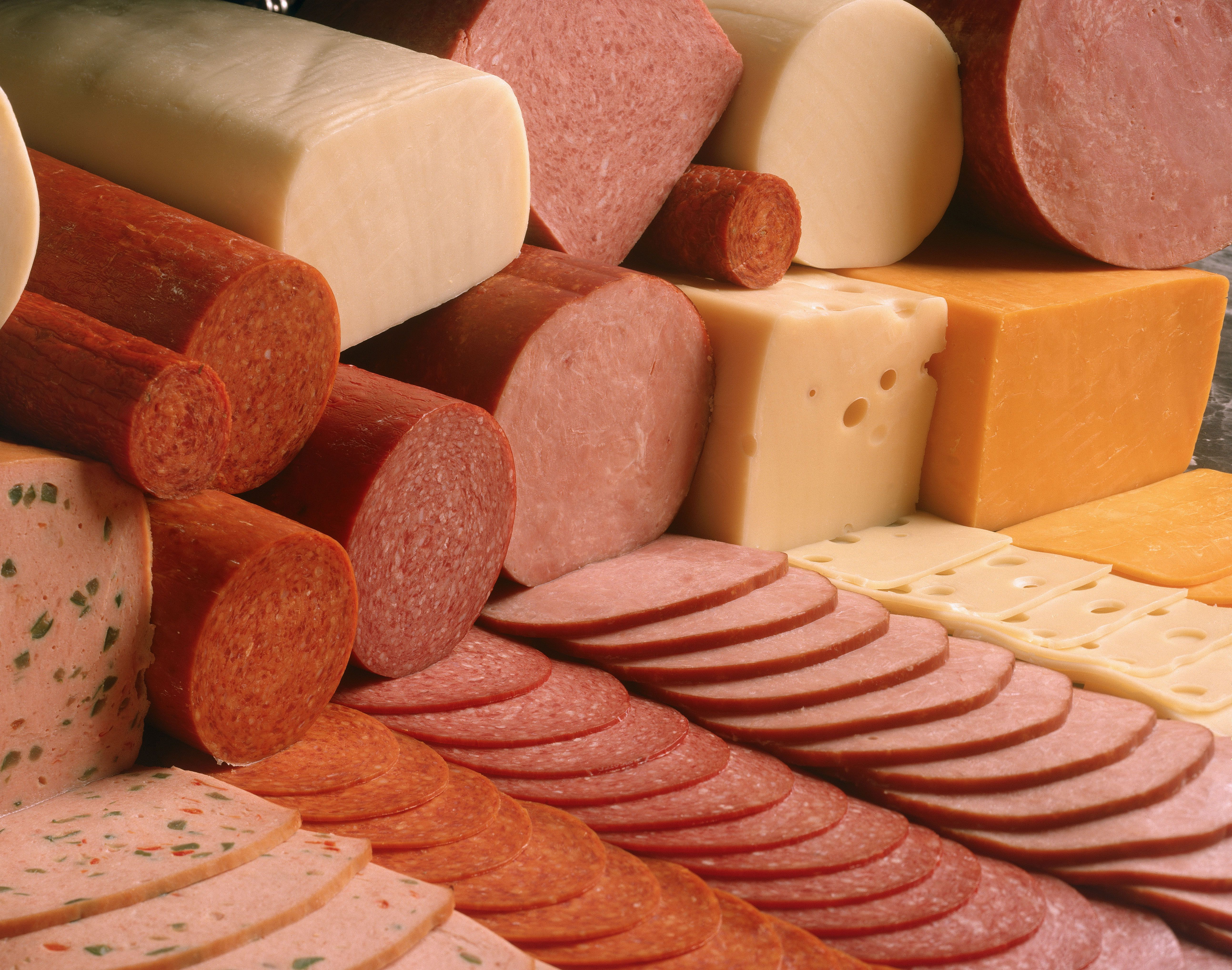 Delicatessen Meats and Cheeses