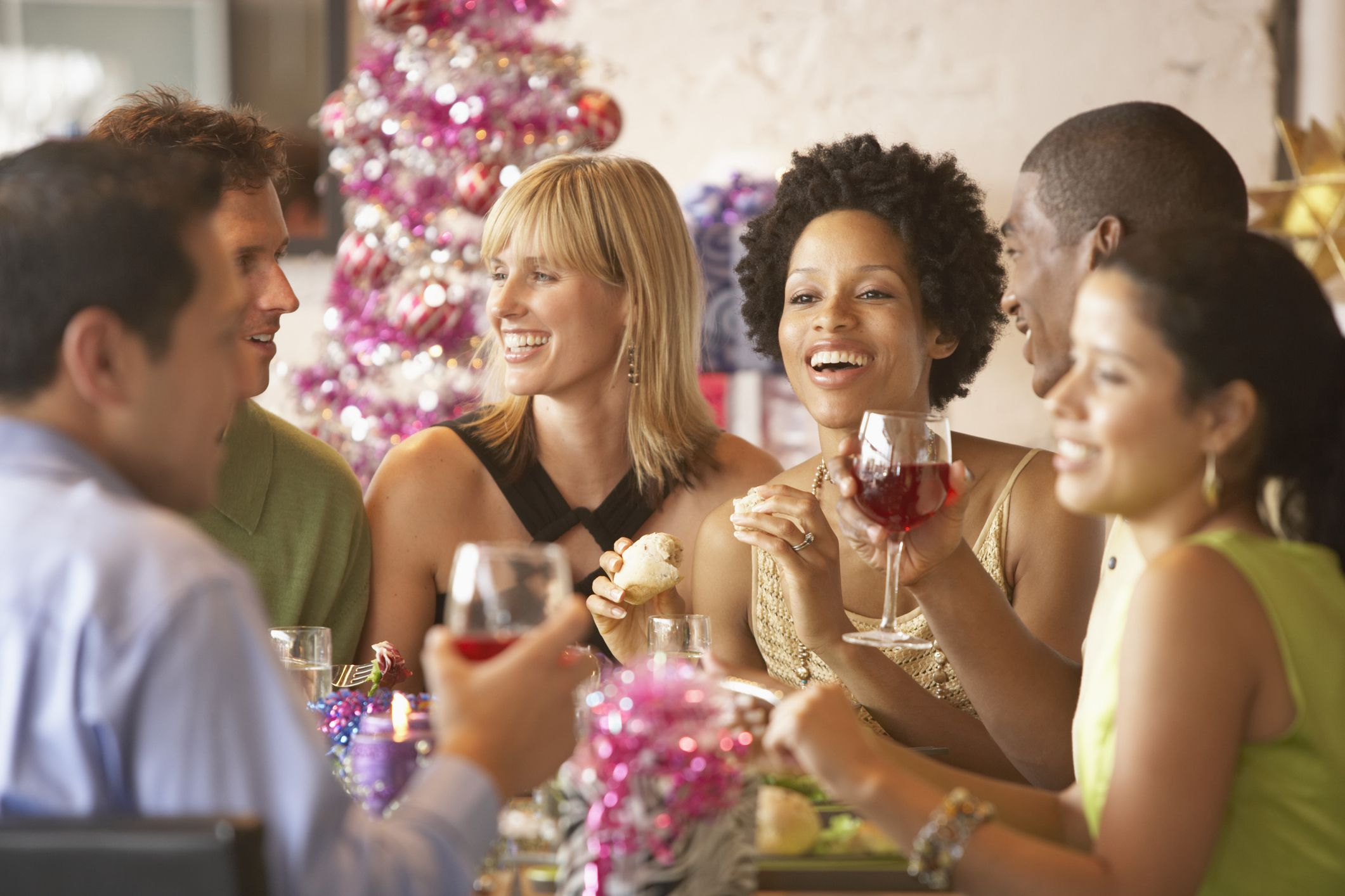 Gluten Free Holiday Party Survival Guide