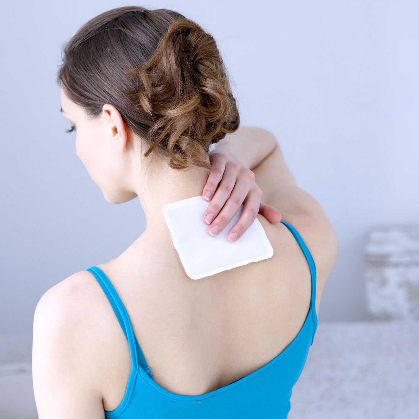 Salonpas Is an Over-the-Counter Topical Pain Patch