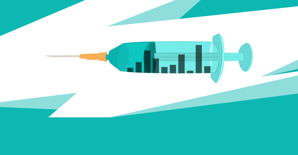 vaccine distribution tracker syringe