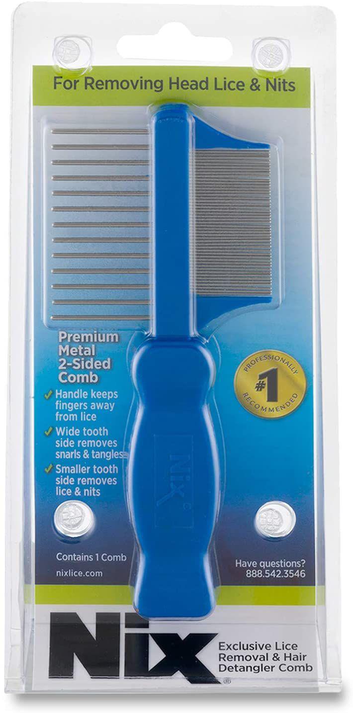 Nix Lice Removal and Hair Detangler Comb