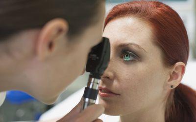 Eye Exam looking for Wilson's Disease