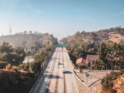Freeway to Los Angeles